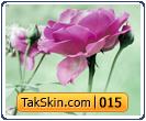 قالب سه ستونه گل رز – قالب شماره ۱۵