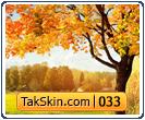 قالب سه ستونه پاییز – قالب شماره ۳۳