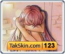 قالب وبلاگ دو ستونه عاشقانه تنهایی – قالب شماره ۱۲۳