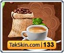 قالب وبلاگ دو ستونه قهوه – قالب شماره ۱۳۳