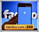 قالب وبلاگ سه ستونه فیس بوک Facebook – قالب شماره ۲۰۰