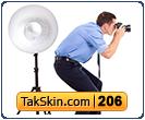 قالب وبلاگ سه ستونه عکاسی – قالب شماره ۲۰۶