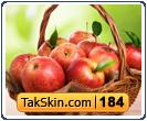 قالب وبلاگ دو ستونه سیب – قالب شماره ۱۸۴