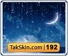 قالب وبلاگ دو ستونه ماه و ستاره – قالب شماره ۱۹۲