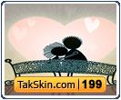 قالب وبلاگ دو ستونه عاشقانه فانتزی – قالب شماره ۱۹۹