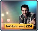 قالب وبلاگ سه ستونه شهاب حسینی – قالب شماره ۲۲۴