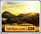 قالب وبلاگ سه ستونه طلوع خورشید – قالب شماره ۲۲۸