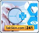 قالب وبلاگ سه ستونه پزشکی و سلامت – قالب شماره ۲۴۱