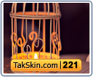 قالب وبلاگ دو ستونه شب های تنهایی – قالب شماره ۲۲۱
