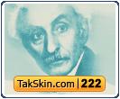 قالب وبلاگ دو ستونه نیما یوشیج – قالب شماره ۲۲۲