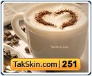 قالب وبلاگ سه ستونه قهوه – قالب شماره ۲۵۱
