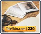 قالب وبلاگ دو ستونه نویسندگی – قالب شماره ۲۳۰