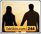 قالب وبلاگ دو ستونه عاشقانه – قالب شماره ۲۴۴