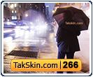 قالب وبلاگ سه ستونه مرد بارانی – قالب شماره ۲۶۶