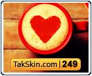 قالب وبلاگ دو ستونه عاشقانه – قالب شماره ۲۴۹
