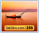قالب وبلاگ دو ستونه دریاچه – قالب شماره ۲۵۵
