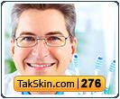 قالب وبلاگ سه ستونه دندانپزشکی – قالب شماره ۲۷۶