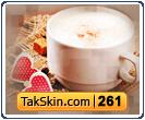 قالب وبلاگ دو ستونه قهوه – قالب شماره ۲۶۱