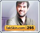 قالب وبلاگ سه ستونه شهاب حسینی – قالب شماره ۲۹۵