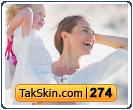 قالب وبلاگ دو ستونه مادرانه – قالب شماره ۲۷۴