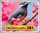 قالب وبلاگ دو ستونه بوی بهار – قالب شماره ۲۸۱