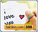 قالب وبلاگ سه ستونه عاشقانه – قالب شماره ۳۰۶