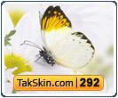 قالب وبلاگ دو ستونه پروانه – قالب شماره ۲۹۲